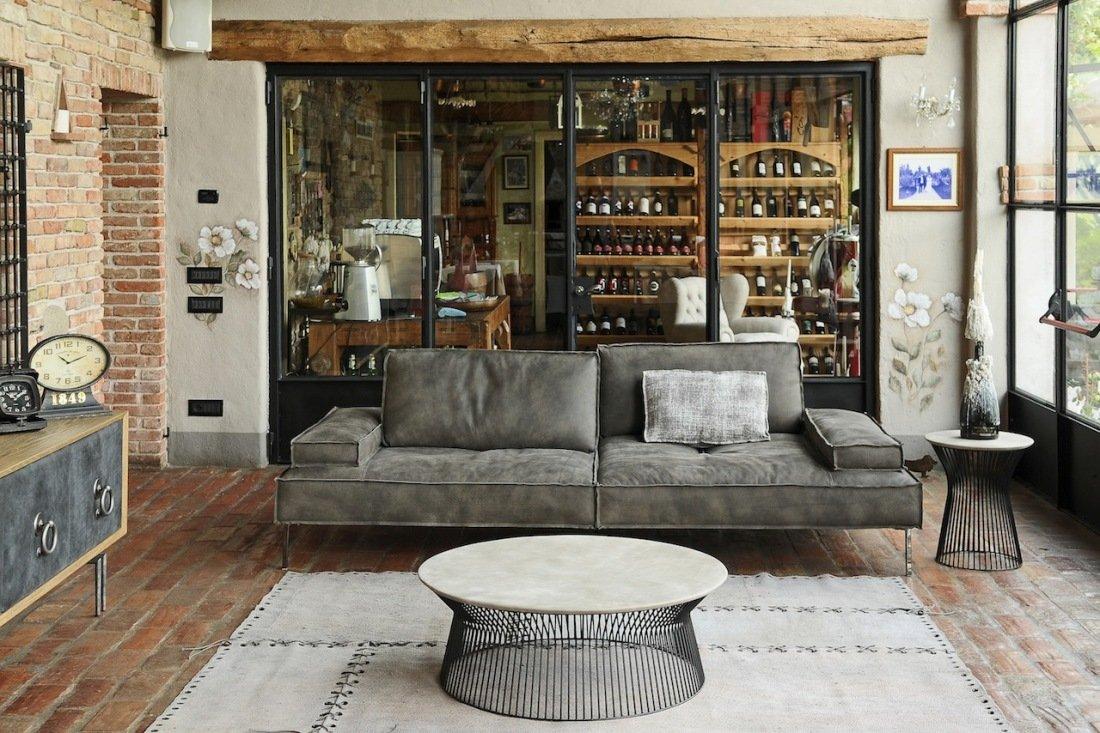 Gobbo salotti poltrone e divani una tradizione di famiglia - Salotti di design ...