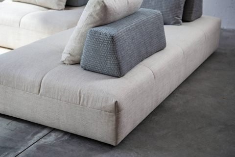 divano angolare o lineare design moderno - Laguna - Gobbo Salotti