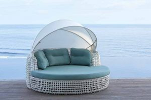 DYNASY Daybed wcanopy I