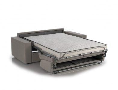 Divano moderno divano letto tessuto, modello Tropical | Gobbo Salotti