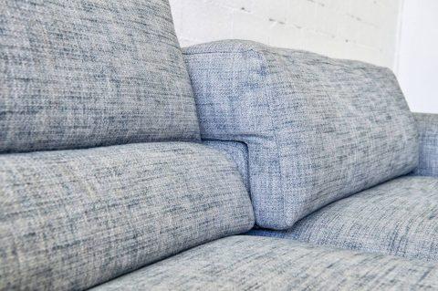 divano moderno con poggiatesta reclinabile - Gobbo Salotti