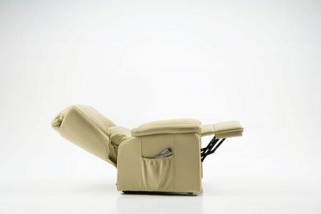 Poltrona relax tessuto, modello Mariella | Gobbo Salotti