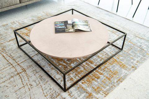 Tavolo da salotto 90x90 cm - Gobbo Salotti